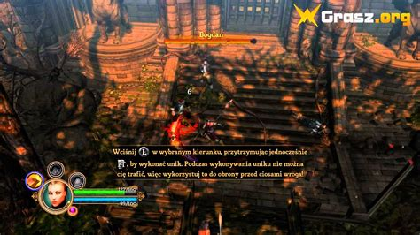 dungeon siege 3 will stat graszplay dungeon siege 3 pl gameplay z komentarzem