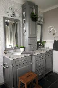 bathroom vanity light fixtures ideas before and after grey and white traditional bathroom
