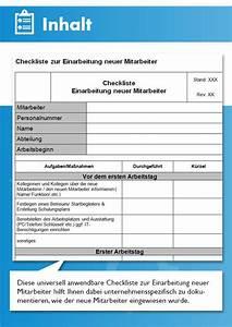 Vorlage einarbeitungsplan und checkliste einarbeitung for Einarbeitungsplan vorlage