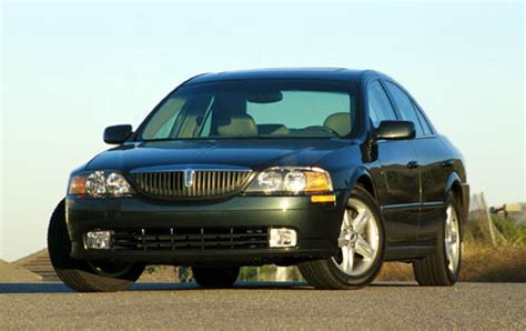 2004 Lincoln Ls Expert Reviews, Specs And Photos