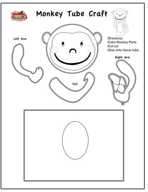 monkey craft thema apen kleuters monkey theme 134 | acdd88b152ce618a3a3512c21740cd56