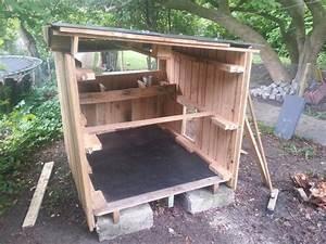 Cabane Pour Poule : mon poulailler en palettes et autres r cup poulailler ~ Premium-room.com Idées de Décoration
