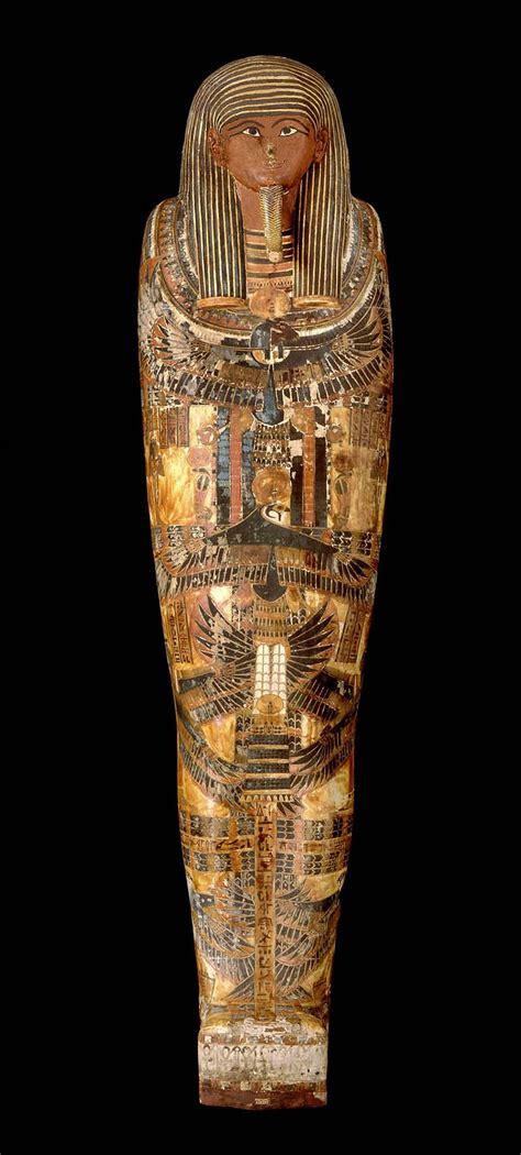 mummy case  mummy  penu museum  fine arts boston