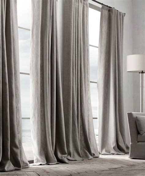 25 best ideas about linen curtains on design