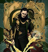 Loki God of Mischief Thor