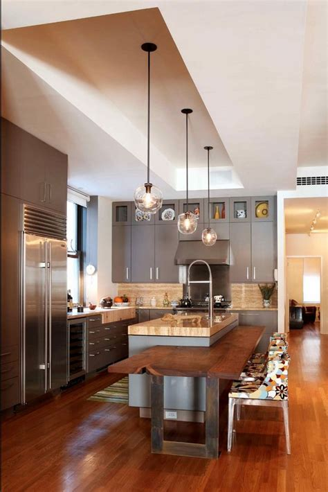 popular kitchen lighting 10 most popular kitchen countertops 1584