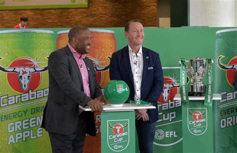 Carabao Cup second round draw: TV channel, live stream ...