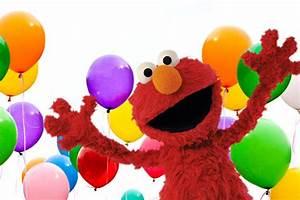 Happy Birthday Elmo Parenting