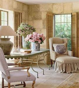 Maison, Decor, Today, U0026, 39, S, French, Country, Style