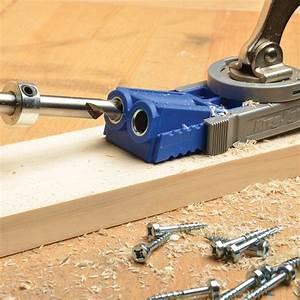 Kreg R3 Pocket Hole Jig Junior Kit with 675 Screws Kreg