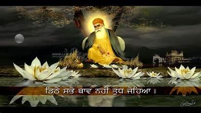Guru Wallpapers Nanak Sikh Gurus Dev Sikhism