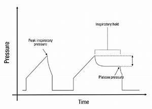 -Schematic representation of the airway pressure waveform ...