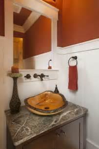 bathroom ideas by brookstone builders rustic powder