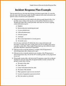 famous incident response policy template gallery example With it incident response plan template