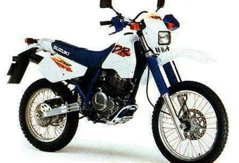 Suzuki Dr350se by Suzuki Dr350se
