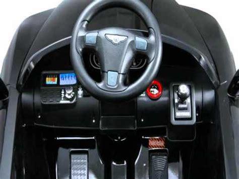 auto für 3 kinder kinder elektro auto kinderauto kinderfahrzeug bentley 12v 2 4ghz original bentley