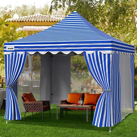 gazebo  canopy patio hard top conversion  canvas