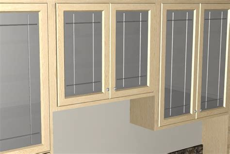 glass cabinets kitchen cabinets door edgeley cabinet door s le in driftwood quot quot sc 1225
