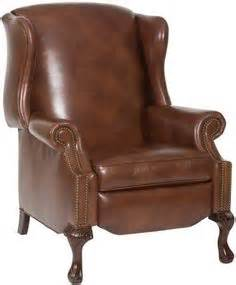 pics for gt wingback chair recliner