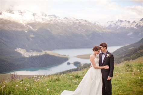 wedding photographer switzerland saint moritz sandra