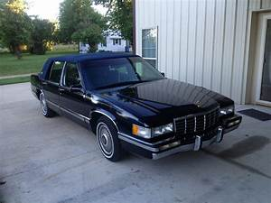 1993 Cadillac Deville - Pictures