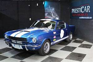 Ford Mustang 2 3 Ecoboost Fiche Technique : ford mustang v8 289 fastback 1965 clone gt 350 presticar automobiles ~ Maxctalentgroup.com Avis de Voitures