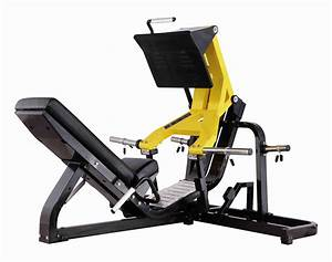 P-Series Leg Press Machine - NC Fitness