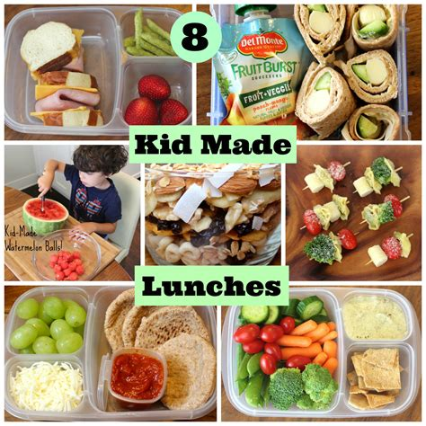 ideas for lunches 4 healthy school lunches your kids can make themselves school lunch lunches and school