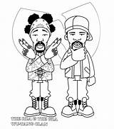 Hop Coloring Hip Pages Tang Wu Colouring Sheets Hiphop Dance Template Printable Open Animated Artoyz Books Street Elevator Grain Print sketch template