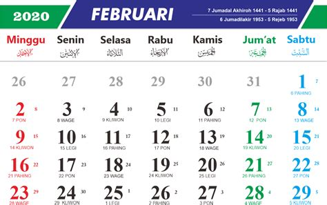 kalender  indonesia miraclewijayacom