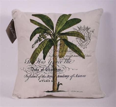 Decorative Throw Pillow Pair Williamsburg Barbados