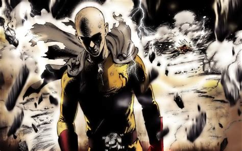 punch man wallpapers wallpaper cave