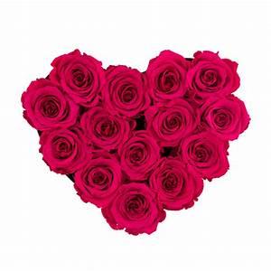 Ewige Rosen Box : rosa ewige rosen in schwarzer herz box online blumenladen rose du ch teau ~ Eleganceandgraceweddings.com Haus und Dekorationen