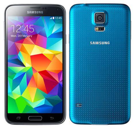 Samsung Galaxy S5 4g Lte G900f 16gb, Blue