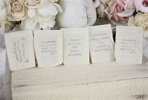 Wedding favor quotes quotesgram for Wedding sayings for favors