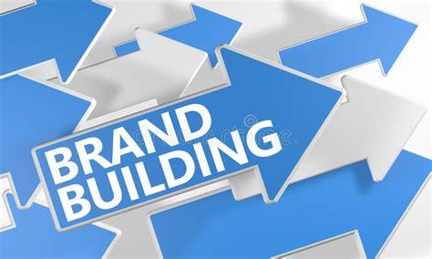 Brand Building Stock Image Image Of Media, Creative