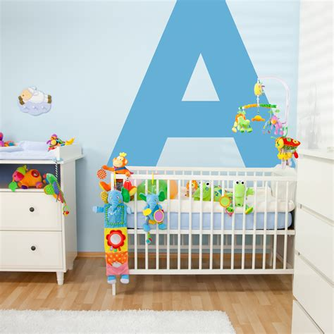 large letter wall decals large letter wall stickers