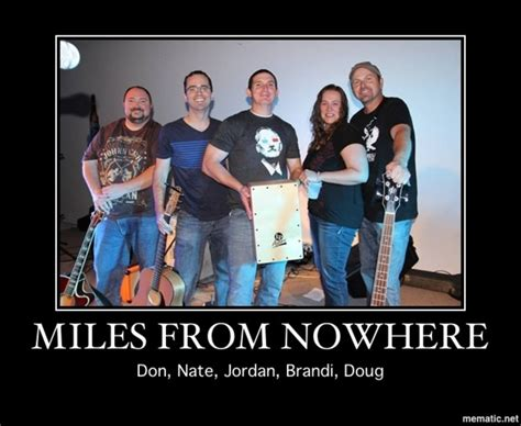 from nowhere band in plato mo bandmix