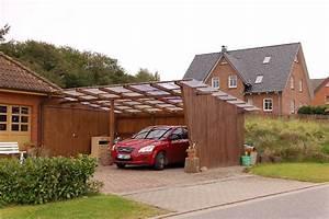 Welches Holz Für Carport : ein dach f rs auto warum aus holz einen carport bauen ~ A.2002-acura-tl-radio.info Haus und Dekorationen