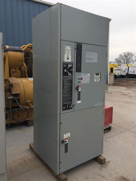 2005 asco 7000 series automatic transfer switch ebay