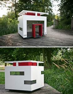modern dwellings for your furry friends o modern With the dog house charlotte