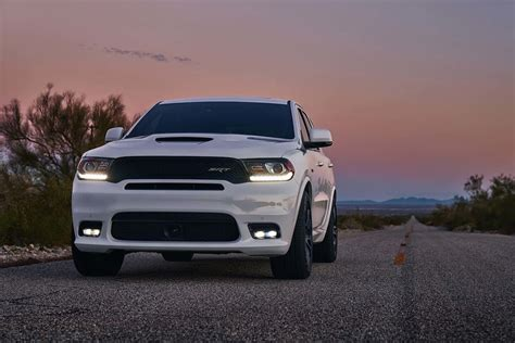 2018 Dodge Durango Srt First Look The Nearly 500hp Three
