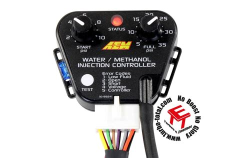 wasser methanol einspritzung aem wasser methanol einspritzung standard controller 30