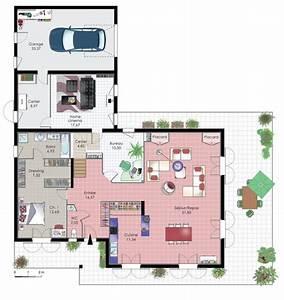 Maison familiale pour primo accedants detail du plan de for Faire un plan de maison 10 modale maison contemporaine atria
