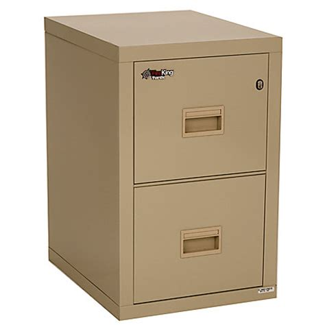 Fireking 2 Drawer Fireproof File Cabinet by Fireking Turtle Insulated Fireproof Vertical Filing