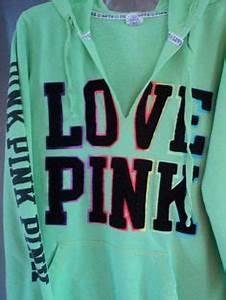 Pink Victorias Secret Hoo wardrobe