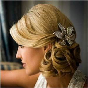 Sexy Low Bun Updo Hairstyles