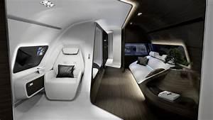 Mercedes Lufthansa Plane Design PHOTOS Business Insider