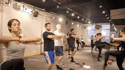 Barre Class Try Health Test Give Drive