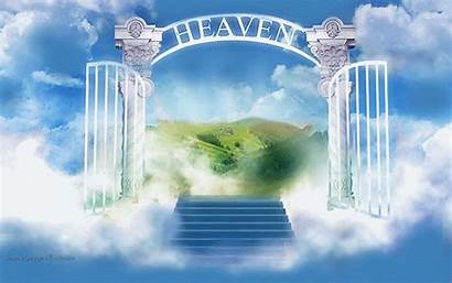 Heaven Gate Gates Bible Soaring God Which